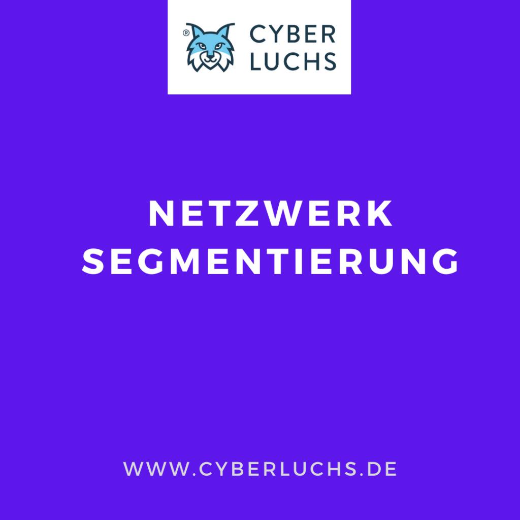 Netzwerk Segmentierung