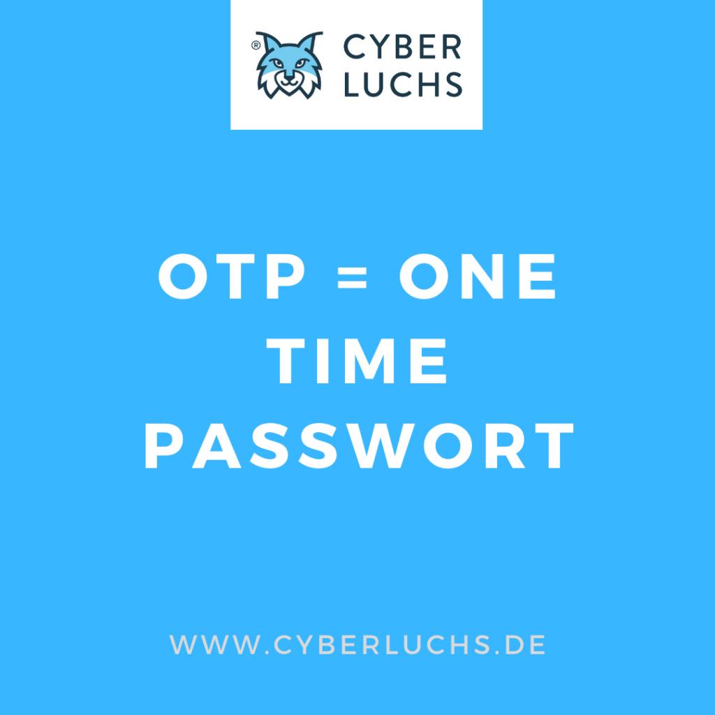 OTP Cyber Lexikon